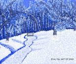 Snowy woodlands 2015