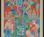 Tribute to Matisse