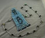 B amulet bag
