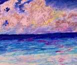 Boca Raton Cloudy Beach