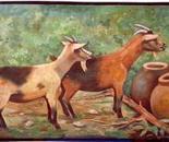 Stuburn Goats