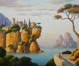 """""""Orange Rock Village"""""""