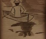 Artist Antonello The boat