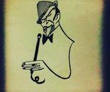Artist Antonello Frank Sinatra pen sketched drawings