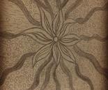 Artist Antonello the dotted plant