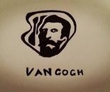Van gogh image by Artist Antonello Pagniello Melbourne  Australia