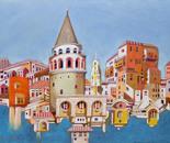 Memory of Istanbul, Galata