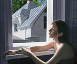 At Hopper's house