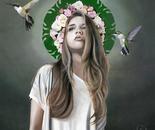 Madonna of the Hummingbird