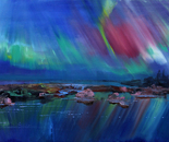 Polar Tale. Lights