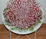 Chrysanthemums Chair