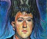 Mark Zuckerberg and parasite