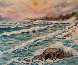 il mare della Versilia
