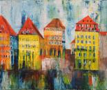 Rainday painting