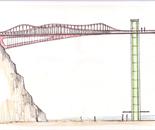 proposal for  bridg in Natanya