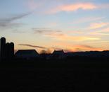 Meyers Farm at Dusk