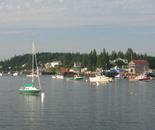 Monhegan Island Harbor
