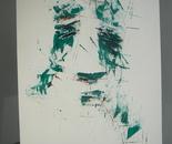 Visages #1, Vert