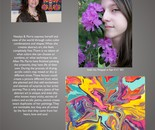 Happy Birthday to my sweet daughter! This is page 4 in Latino Art Museum My Heritage Yearbook 2017 where photo of my daughter Victoria was published; 281 S Thomas St. Suite 105 - Pomona, CA 91766