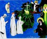 Irish Sacred Painting