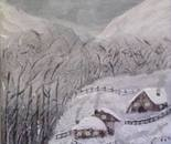 Heavy Romanian Winter-awarded artwork