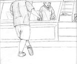 Subway Sketch 2
