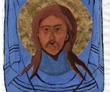 Mandylion veil of Christ.