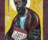 St. Paul the Apostle with stigmata