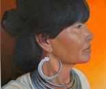 Lady of Sapa
