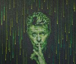 Shush (Bowie in the Matrix