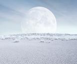 Desert Moon, Daylight