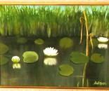 The Lake with Lotuses