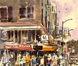 Jackson Street Crowd
