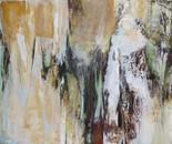Mirrors2017, 120x100cm, Acryl auf Leinwand