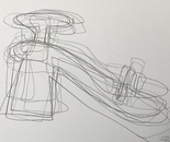Blind Drawing 1