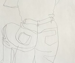 Blind Drawing 3