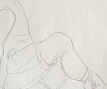 Blind Drawing 4