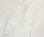 Blind Drawing 6