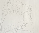 Blind Drawing 7