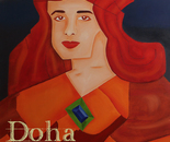 Lady from Doha