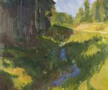 The blue creek II