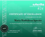 Certificate Contest # 24