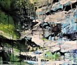 Várdagur 50x40 cm - artist Birgit Kirke