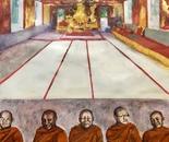 Buddhist string theory