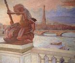 Appointment at Pont Alexandre...