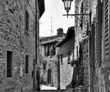 In San Gimignano, Tuscany