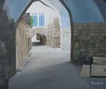 Old city of Nablis