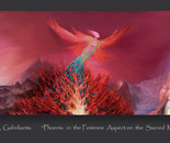 Phoenix_in the Feminine Aspect on the Holy Mount Kailash.