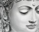 Primordial female Buddha