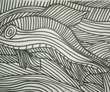 A Fish, abstractly